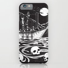 Steamboat across the Styx iPhone 6s Slim Case