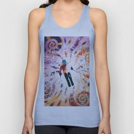 Powder Princess Unisex Tank Top