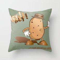 Spud Throw Pillow