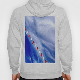 Red, White, and Blue Hoody