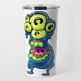 Space explorer Travel Mug