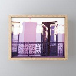 French Quarter Color, No. 4 Framed Mini Art Print