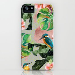 Bird Sanctuary iPhone Case