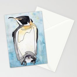 Penguin Chick Stationery Cards