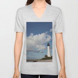 Biscayne Bay, Florida Unisex V-Neck