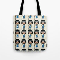 army Tote Bags featuring Army pattern by Rceeh