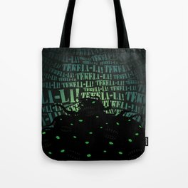 Lovecraft Shoggoth Tote Bag