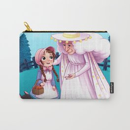 Dorthy and the Good Witch of the North Carry-All Pouch