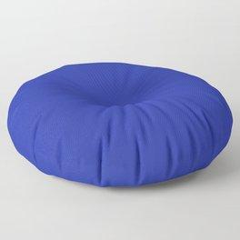 Walmart blue (1981–1992) - solid color Floor Pillow