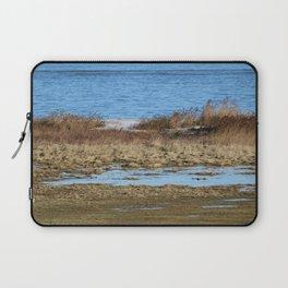 At the beach 3 Laptop Sleeve