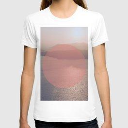 Santorini Sunset T-shirt