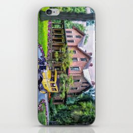 Rutherford B. Hayes Taxi iPhone Skin