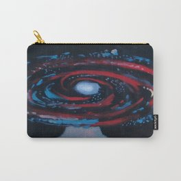 Galaxy Portrait 1 Carry-All Pouch