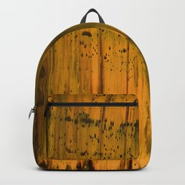 Abstract artwork #32 - The Golden Light Of The Universe - Abstract painting Backpack