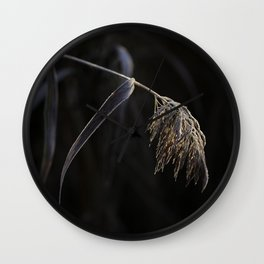 Fall has arrived #decor #society6 #buyart Wall Clock