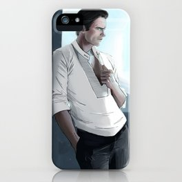 Love Cannot Be Controlled iPhone Case