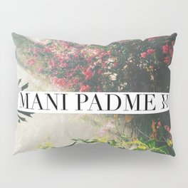 Om Mani Padme Hum Pillow Sham