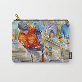 George Springer - Astros Outfielder Carry-All Pouch