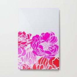 Blooms Metal Print