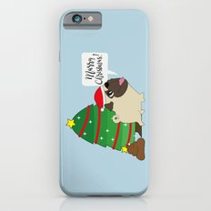 All i want for Christmas is poop! iPhone 6s Slim Case
