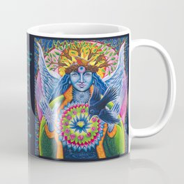 Estrella de la Luz - Angel of New Beginnings Coffee Mug
