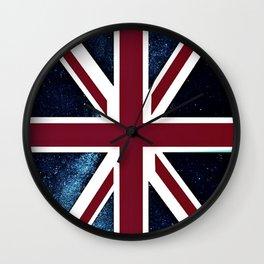 UK-409 Wall Clock