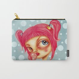 Miss Bubblepop Carry-All Pouch