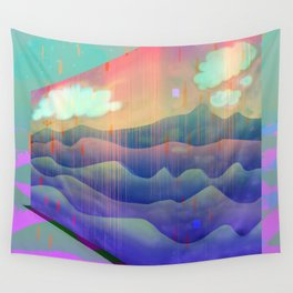Sea of Clouds for Dreamers Wall Tapestry