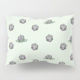 Dungeon Master D20 Pillow Sham