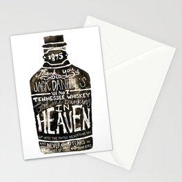 Old Number 7 Stationery Cards
