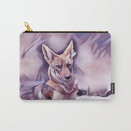 The Desert Coyote Carry-All Pouch