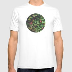 Green creeper Mens Fitted Tee White MEDIUM