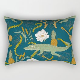 Down South Rectangular Pillow