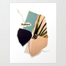 Poliform Art Print