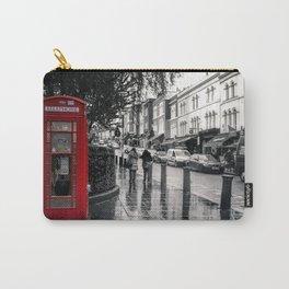 Portobello Road London Carry-All Pouch