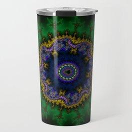 Fractal Abstract 62 Travel Mug