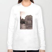 venice Long Sleeve T-shirts featuring Venice by Miz2017