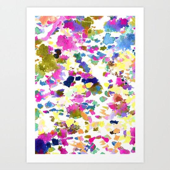 Rose Ann Art Print