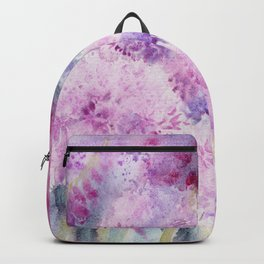 Alliums and Foxgloves Backpack