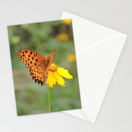 Ms. Indian Fritillary at West Lake Stationery Cards