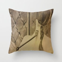 REDROOM - FIFTY SHADES OF GREY Throw Pillow