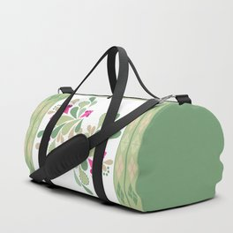Folk patterns Duffle Bag