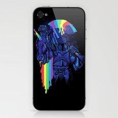 Rainbow harvest (so intense) iPhone & iPod Skin