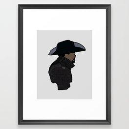 Porthos Framed Art Print