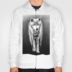 Ghost Wolf Hoody
