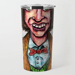 Wes Anderson Travel Mug