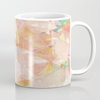 diamonds Mugs featuring Diamonds by Zeke Tucker