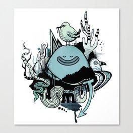 Smut Canvas Print