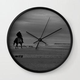 Sea Cowboys Wall Clock