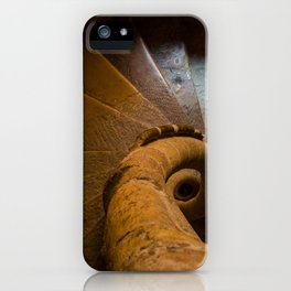 Snail stairs iPhone Case
